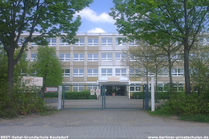 BEST-Sabel-Grundschule Kaulsdorf