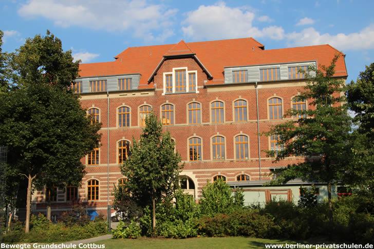 Bewegte Grundschule Cottbus