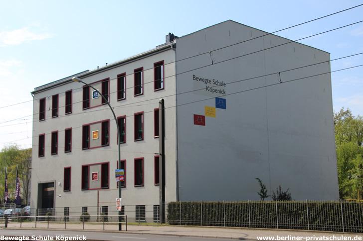 Bewegte Schule Köpenick