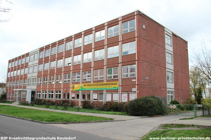 BIP Kreativitätsgrundschule Kaulsdorf