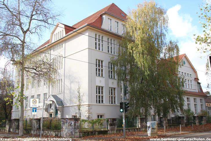 Kreativitätsgrundschule Lichtenberg