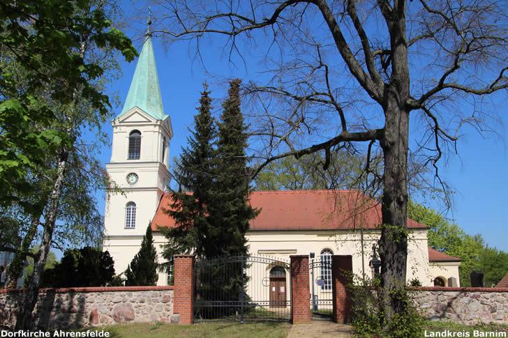 Dorfkirche Ahrensfelde