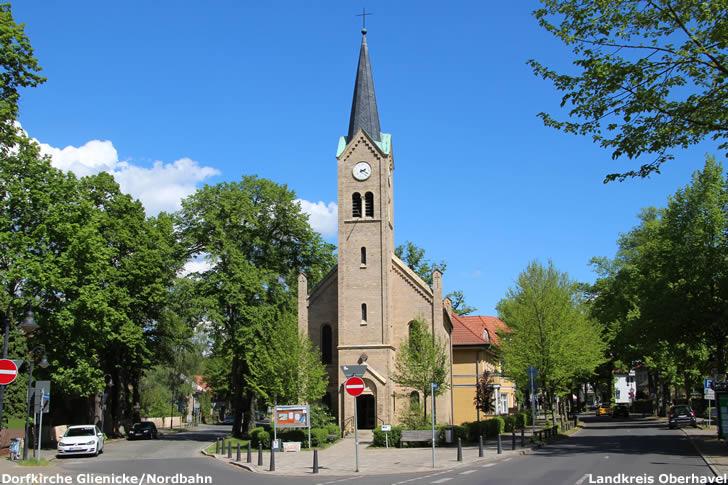 Dorfkirche Glienicke/Nordbahn