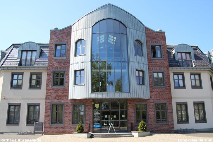 Rathaus Ahrensfelde