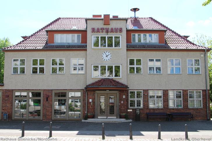 Rathaus Glienicke/Nordbahn