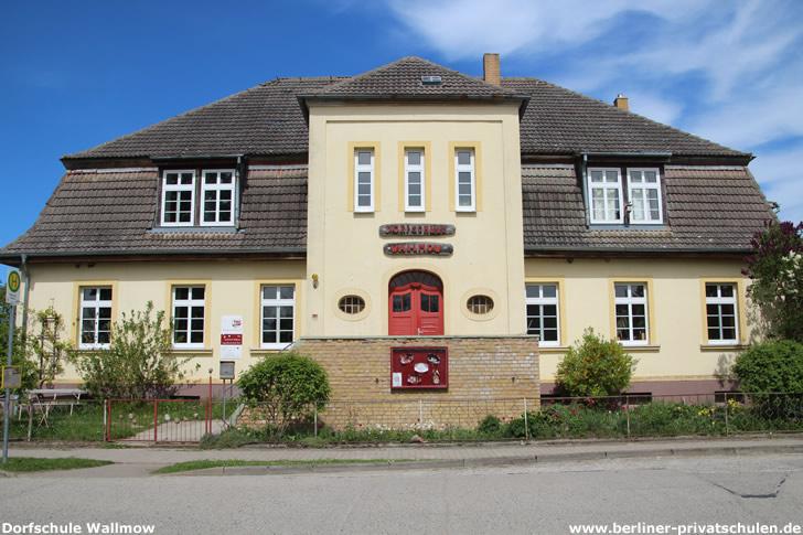 Dorfschule Wallmow
