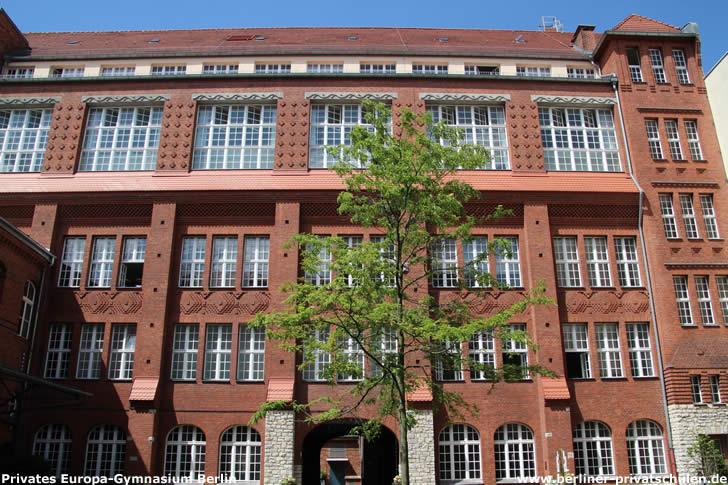 Privates Europa-Gymnasium Berlin
