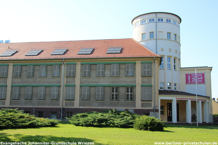 Evangelische Johanniter-Grundschule Wriezen