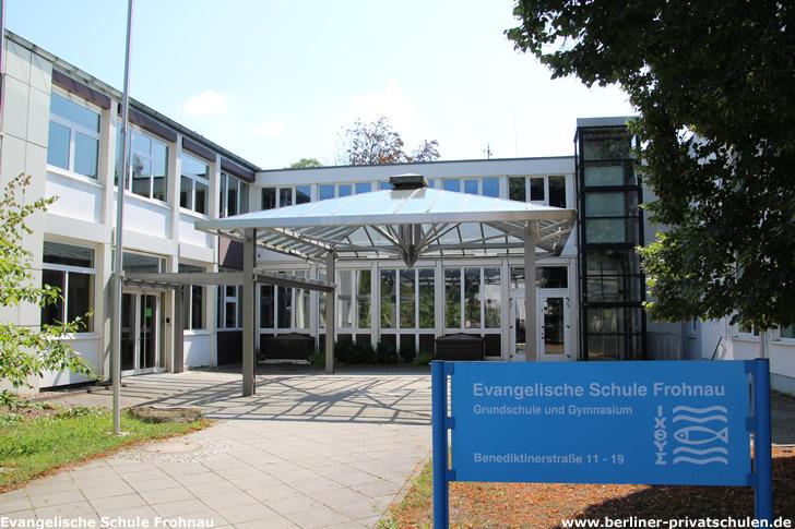 Evangelische Schule Frohnau (Gymnasium)