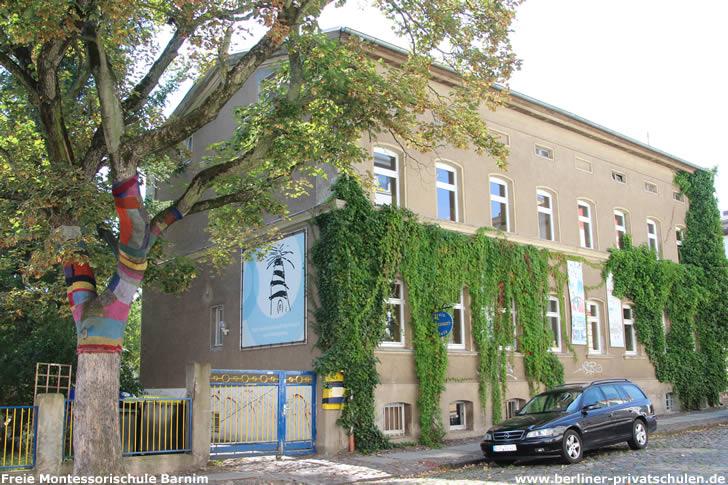 Freie Montessorischule Barnim - Eberswalde