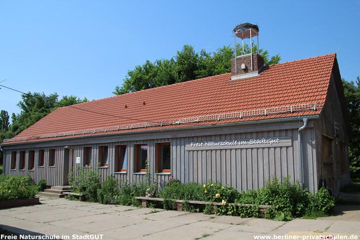 Freie Naturschule im StadtGUT - Berlin-Pankow