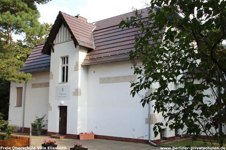Freie Oberschule Villa Elisabeth