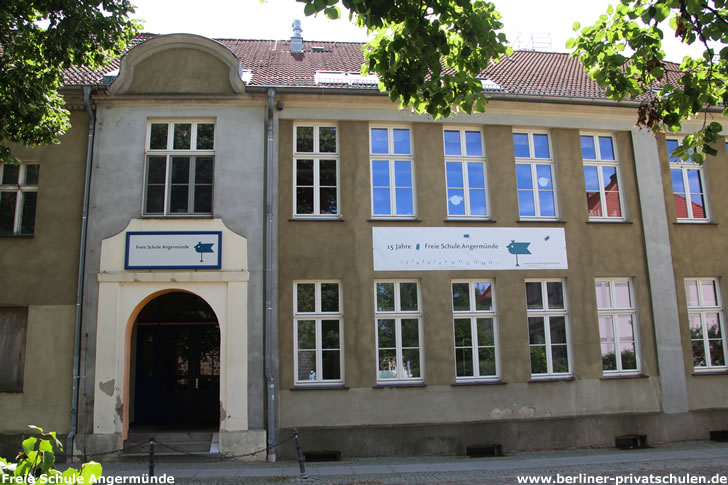 Freie Schule Angermünde (Grundschule)