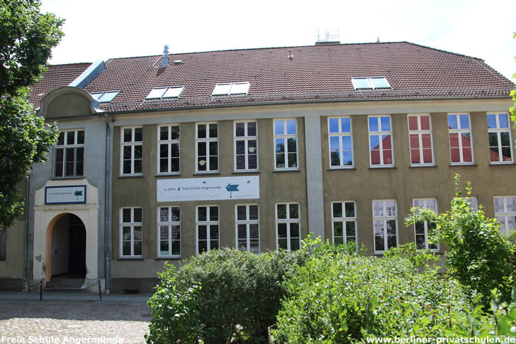 Freie Schule Angermünde (Oberschule)