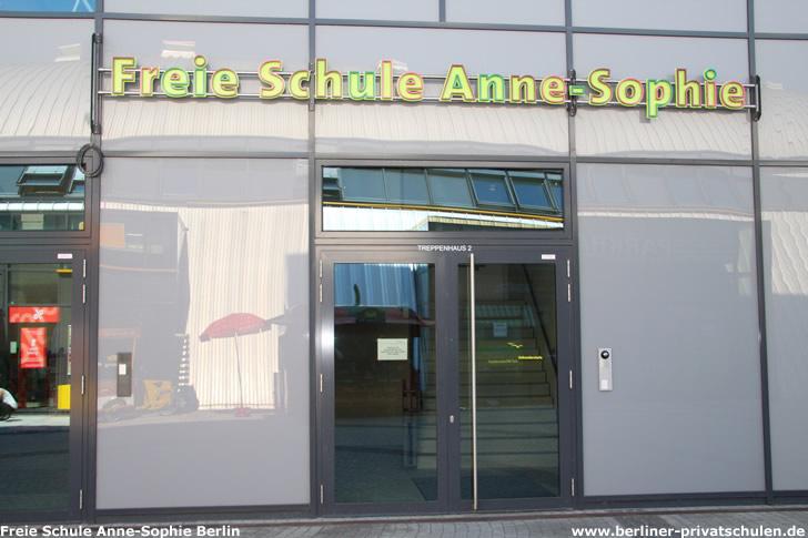 Freie Schule Anne-Sophie Berlin (Grundschule)