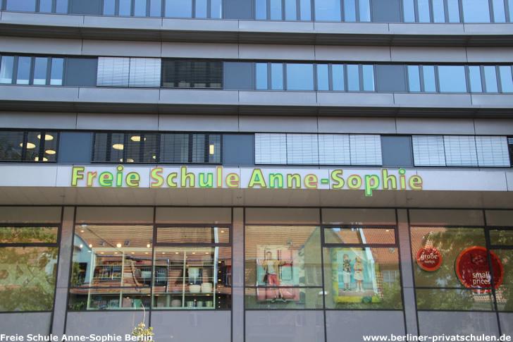 Freie Schule Anne-Sophie Berlin (Gymnasium)