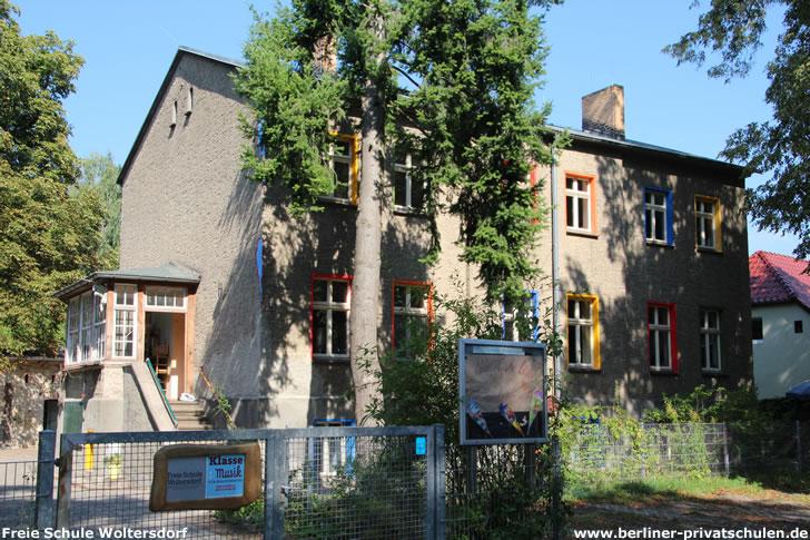 Freie Schule Woltersdorf