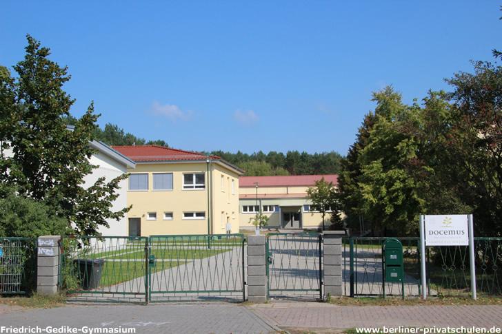 Friedrich-Gedike-Gymnasium