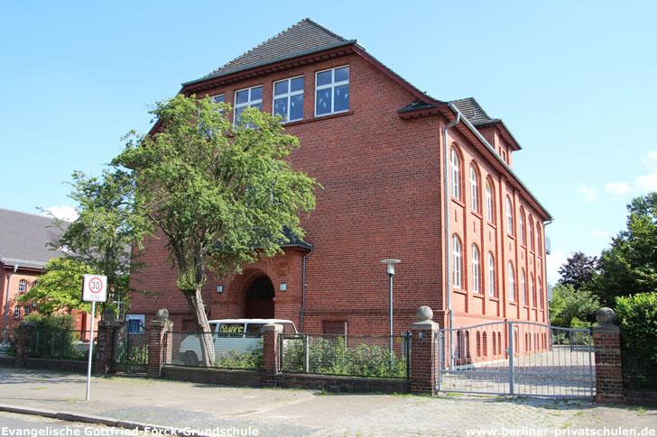 Evangelische Gottfried-Forck-Grundschule Cottbus