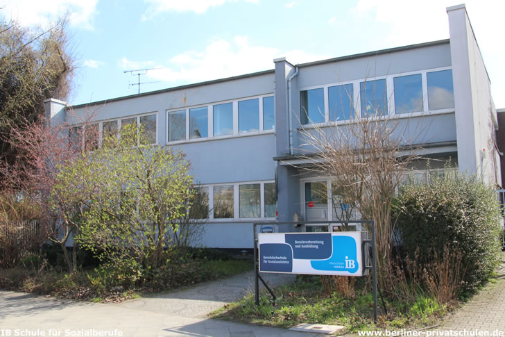 IB Schule für Sozialberufe (Standort Neukölln)