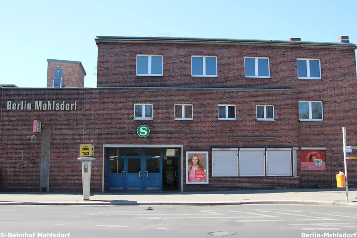 S-Bahnhof Mahlsdorf