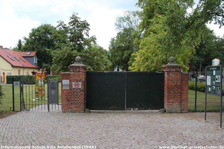 International School Villa Amalienhof in Berlin-Spandau