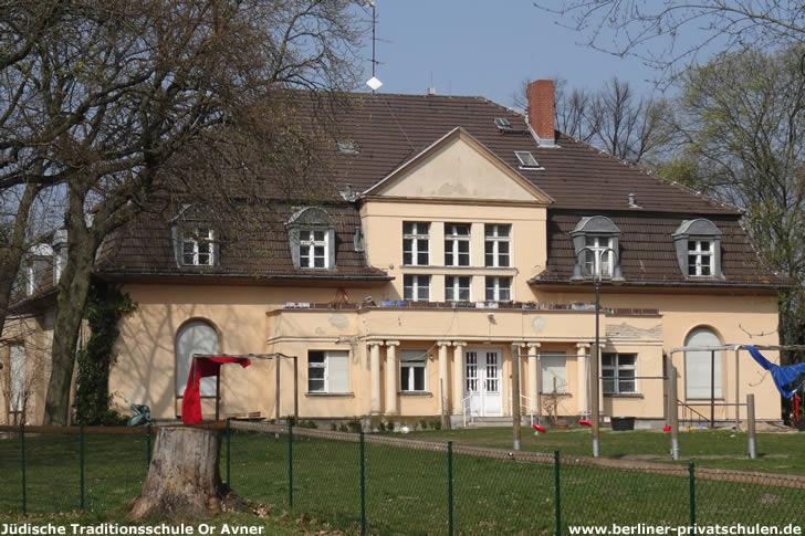 Jüdische Traditionsschule - Chabad Lubawitsch Berlin
