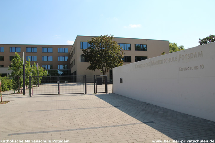 Katholische Marienschule Potsdam (Gymnasium)