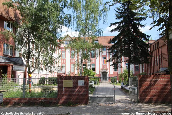 Katholische Schule Salvator (Gymnasium)