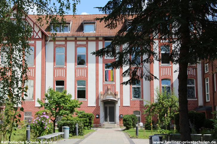 Katholische Schule Salvator (Sekundarschule)