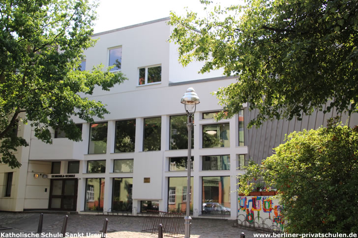 Katholischen Grundschule St. Ursula - Berlin