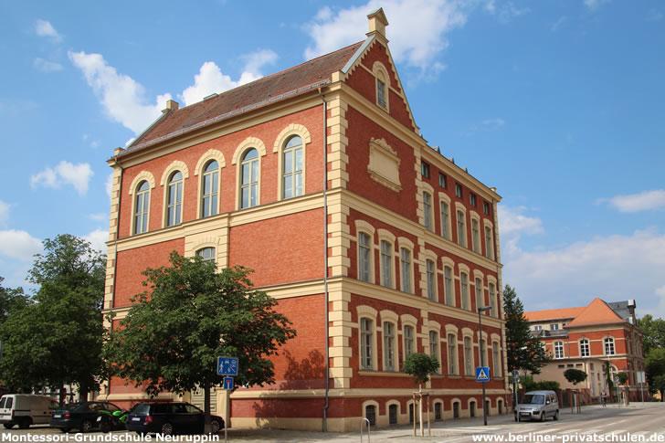 Montessori-Grundschule Neuruppin