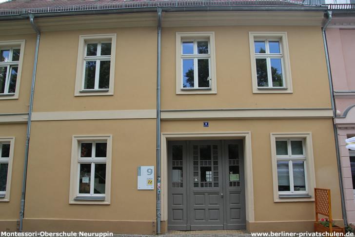 Montessori-Oberschule Neuruppin
