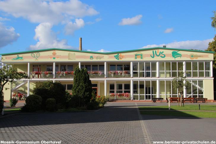 Mosaik-Gymnasium Oberhavel