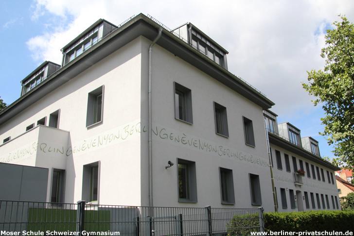 Moser Schule Schweizer Gymnasium