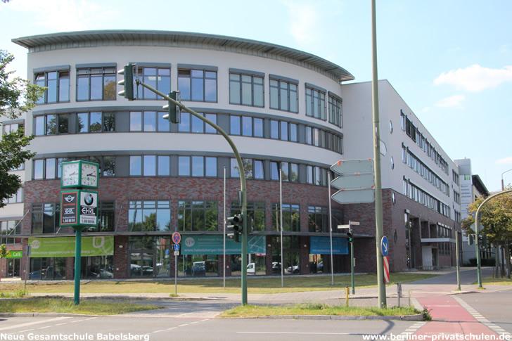 Neue Gesamtschule Babelsberg