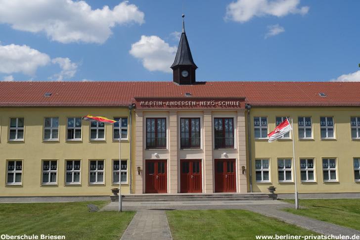 Oberschule Briesen (Martin-Andersen-Nexö-Schule)