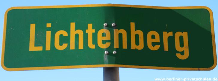 Lichtenberg (Ortsteil)