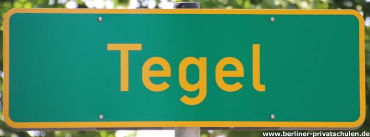 Ortsteil Tegel