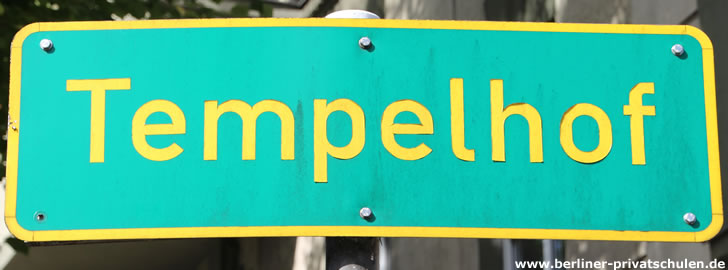 Ortsteil Tempelhof