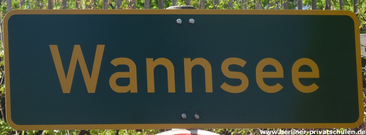 Ortsteil Wannsee