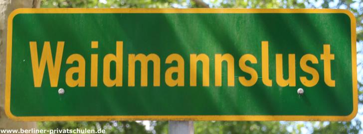 Waidmannslust