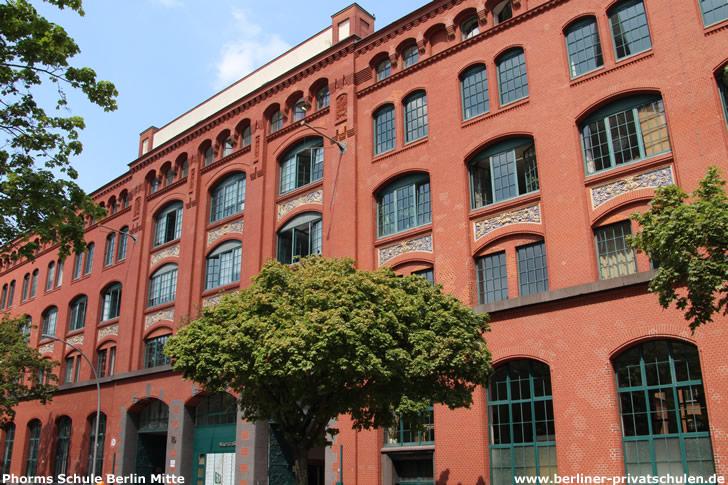 Phorms Schule Berlin Mitte (Gymnasium)