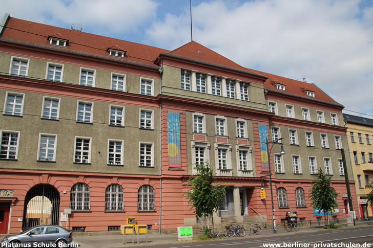 Platanus Schule Berlin (Gymnasium)