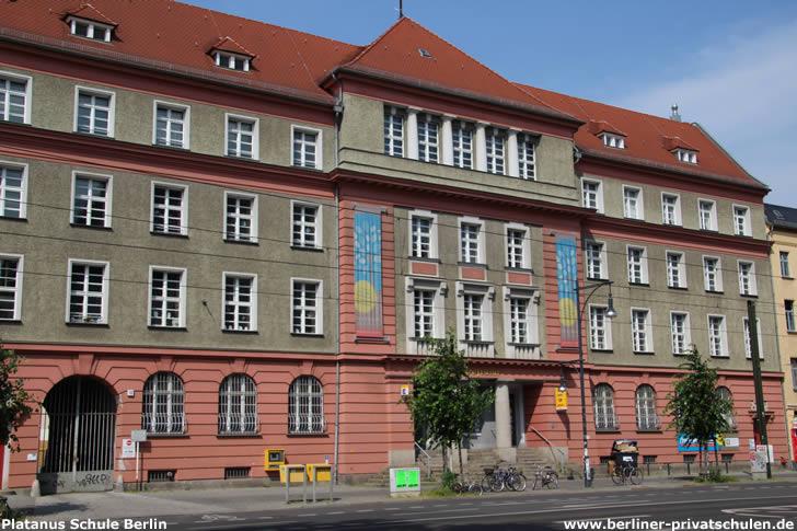Platanus Schule Berlin