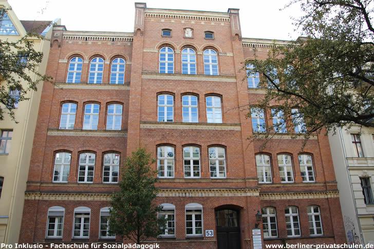 Pro Inklusio - Fachschule für Sozialpädagogik