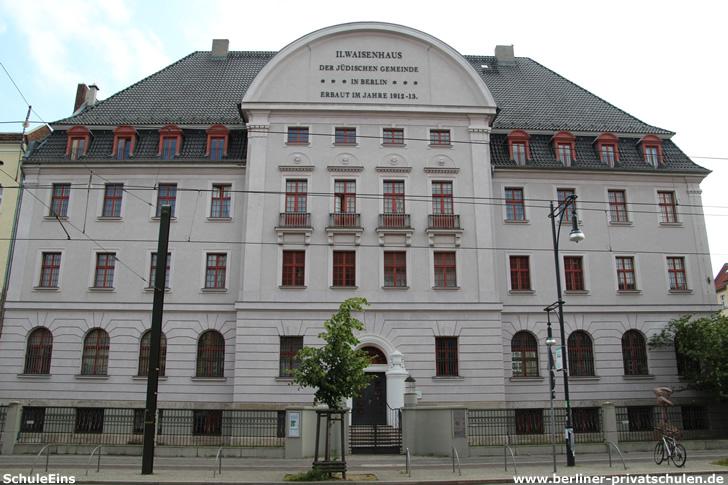 SchuleEins / Jüdisches Waisenhaus