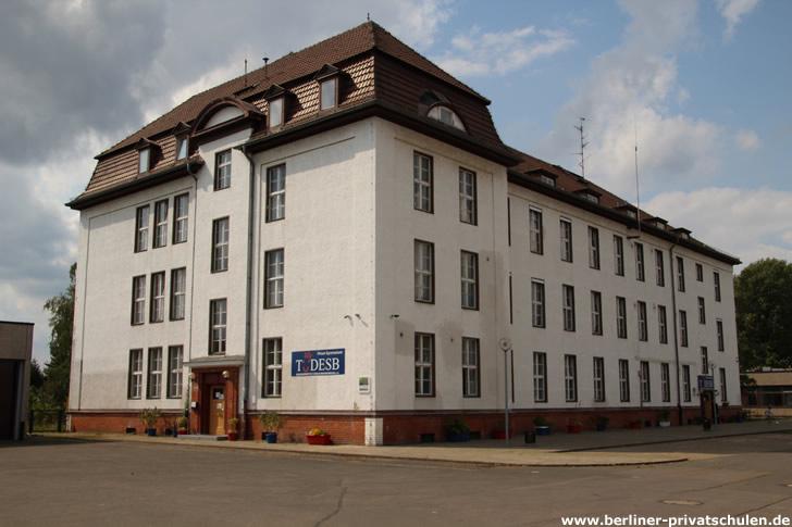 Privat Gymnasium TÜDESB - Berlin-Spandau
