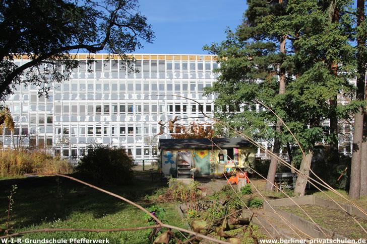 W-I-R-Grundschule Pfefferwerk