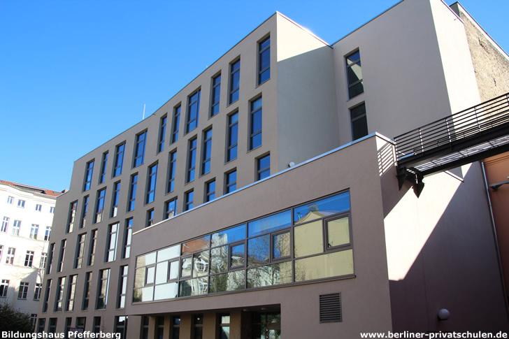 WeTeK Fachschule für Sozialpädagogik (Bildungshaus Pfefferberg)